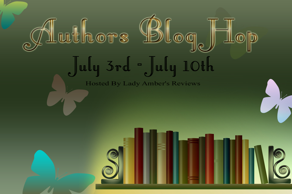 Author Blog Hop Banner